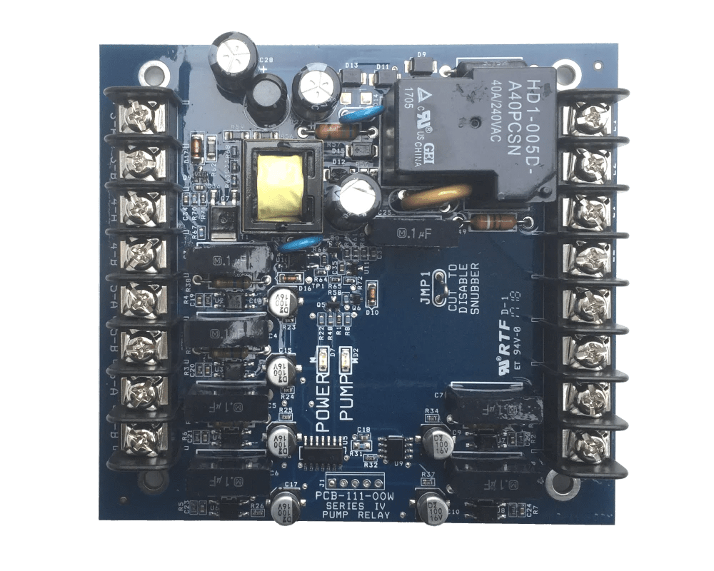 hight resolution of pump relay boards pump relay boards