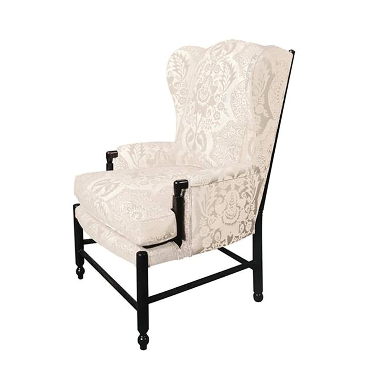 country style wingback chairs pillow chair bed bath and beyond belle provence french ladderback wing back