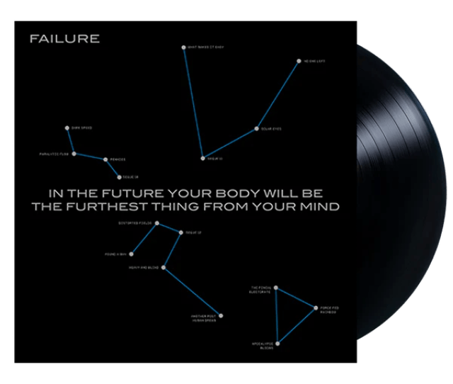 In The Future Your Body Will Be The Furthest Thing From Your Mind Vinyl Pre Order