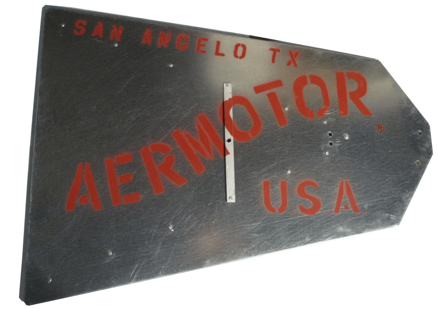 medium resolution of aermotor windmill vane