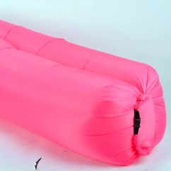 Pink Sofa Bed For Sale Leather Furnitureland South Inflatable Air Sofa/bed – Pillow Bread, Inc.