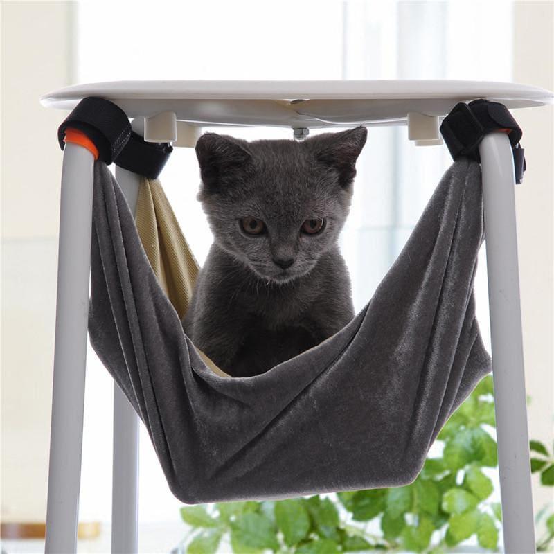 under chair cat hammock wheelchair footrest dashlux