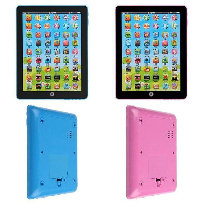 Other Toys - Kids Multi-Function Learning Tablet - Blue ...