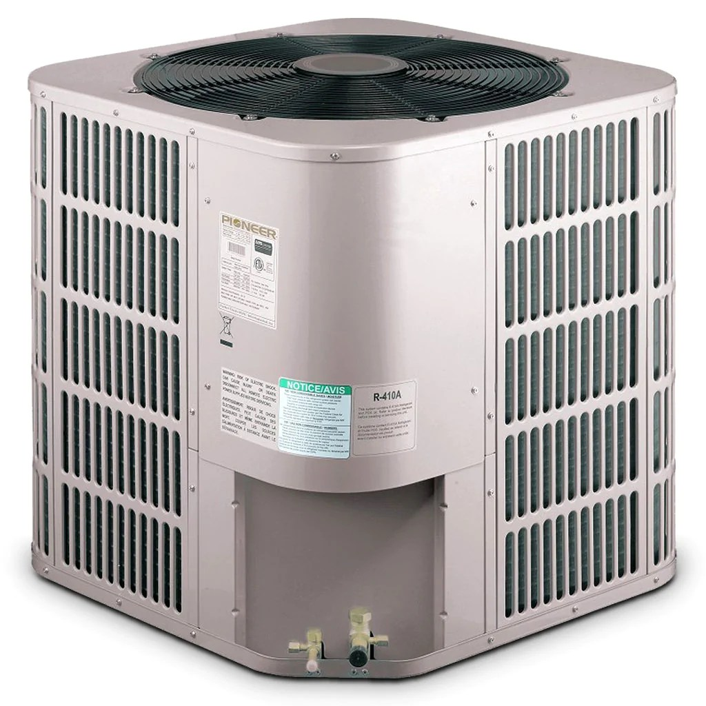 Pioneer® 36,000 BTU 175 SEER Ducted Central Split Air