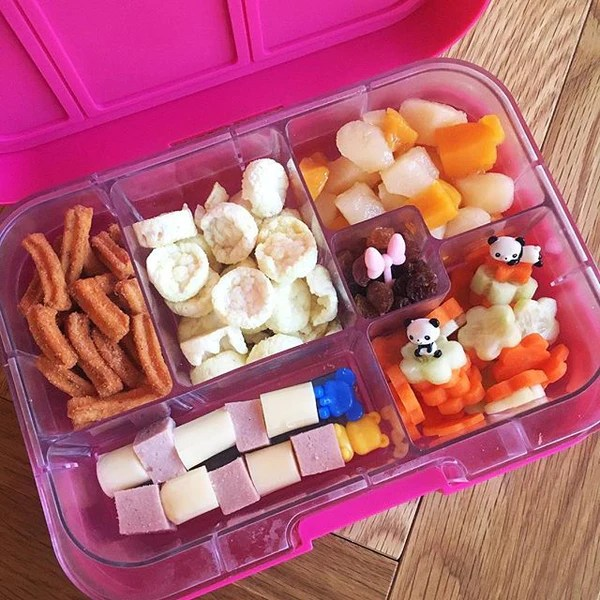 Panda Food Picks – My Munchbox