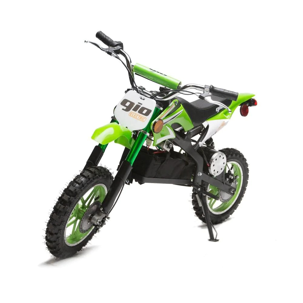 Gio Onyx Electric Dirt Bike Motocross 1000 Watts 36v Free Shipping Venom Motorsports Canada