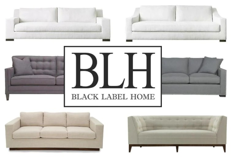 los angeles sofas splitback sofa black label home custom made in trade source furniture