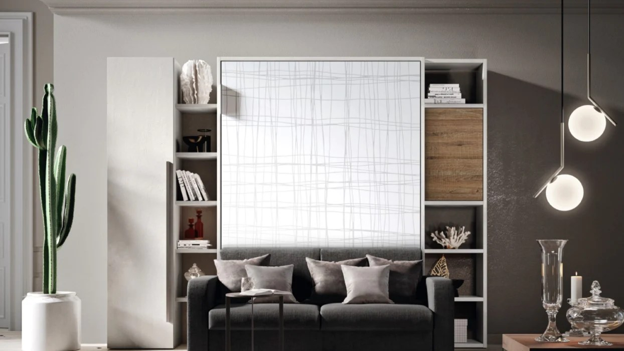 murphy bed in small living room home interior designs modern beds when you need it space want nyc