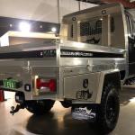 Stage One Eva Isuzu Nps 75 45 155 4x4 Single Cab Expedition Vehicles Australia