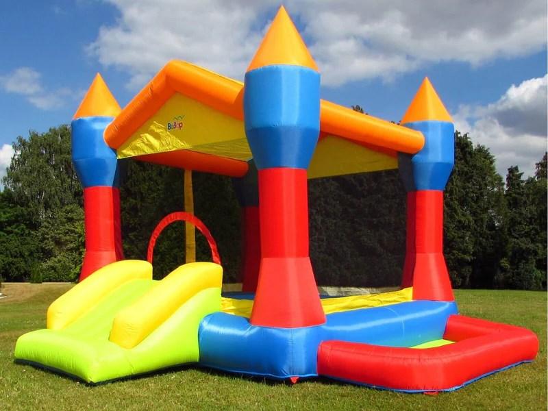 BeBop Party Bouncy Castle  Toyz World