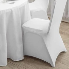 Tablecloths And Chair Covers For Rent Twin Size Sleeper Tableclothsfactory Com Spandex