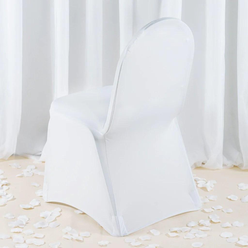 white spandex chair covers bulk jfk desk premium cover tablecloths factory