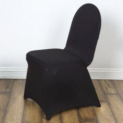 Elegant Christmas Chair Covers French Bistro Table And Chairs Nz Madrid Banquet Black Tablecloths