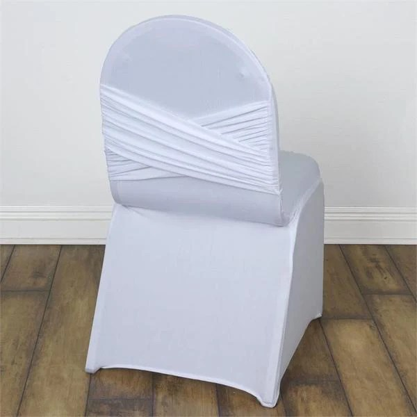 banquet chair covers malaysia custom rocking chairs texas tableclothsfactory com white premium madrid spandex