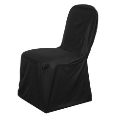 Black Chair Covers Ebay Chiropractic Wobble Stretch Scuba Tablecloths Factory