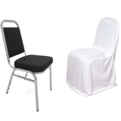 Scuba Chair Covers Wholesale Folding Chaise Lawn Chairs White Stretch Cover Tablecloths Factory Fits Over Banquet Style