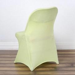 Green Banquet Chair Covers Marcel Breuer Repair For Folding Spandex Tea