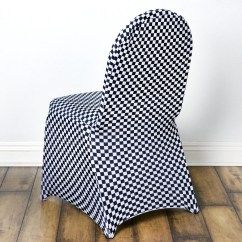 Dunelm Stretch Chair Covers Mobile Phone Holder Uk Checkered Spandex Cover White Black