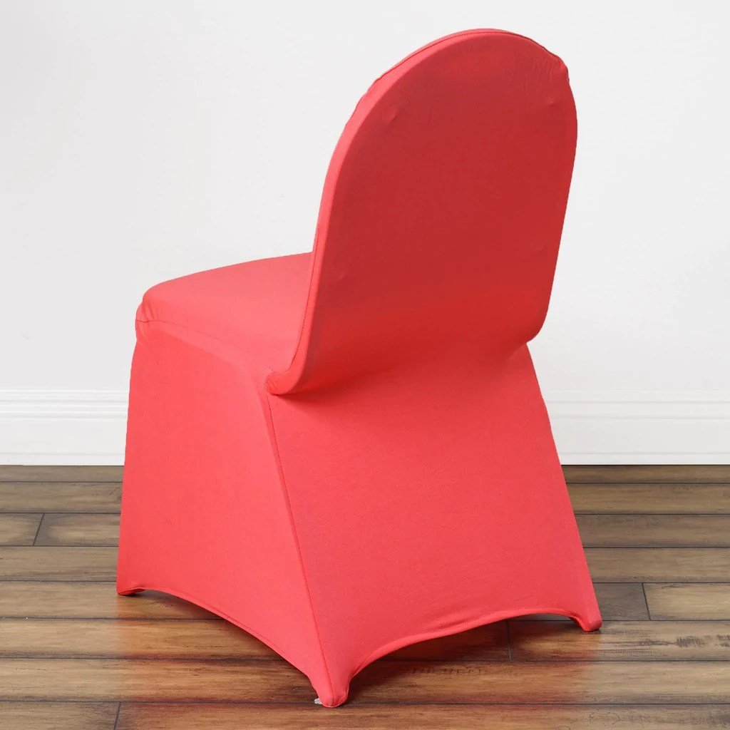 Chair Covers  Spandex  Coral  Tablecloths Factory
