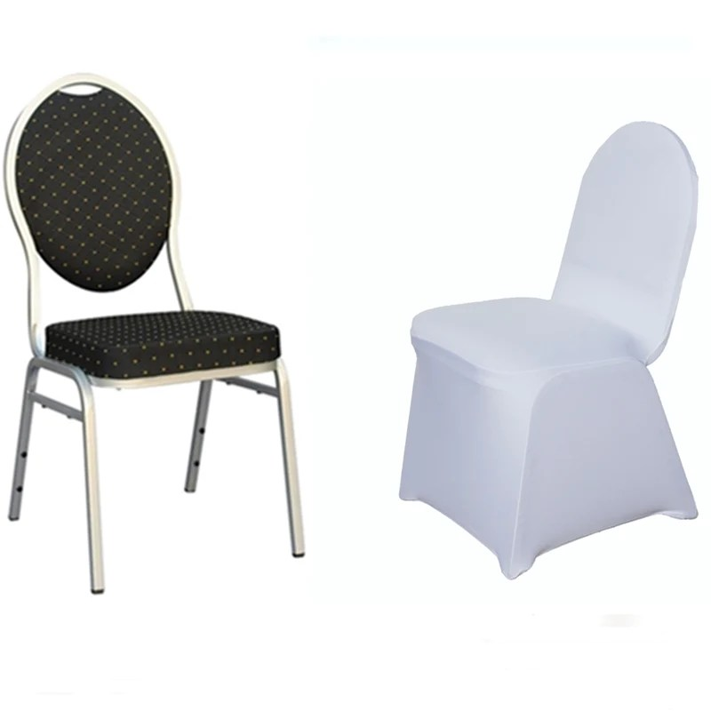 stretch chair covers warren platner white premium banquet spandex cover tablecloths