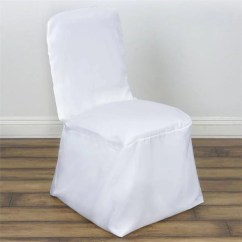 Chair Covers For Sale Durban Muji Floor Tableclothsfactory Com White Polyester Square Top Banquet