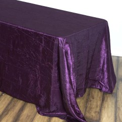 Vinyl Chair Cushion Covers Executive Desk Chairs Eggplant 90x156