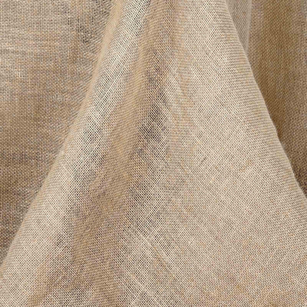 wholesale folding chair covers for sale wingback leather uk 90x156 natural tone chambury casa rustic burlap rectangle tablecloth | tablecloths ...