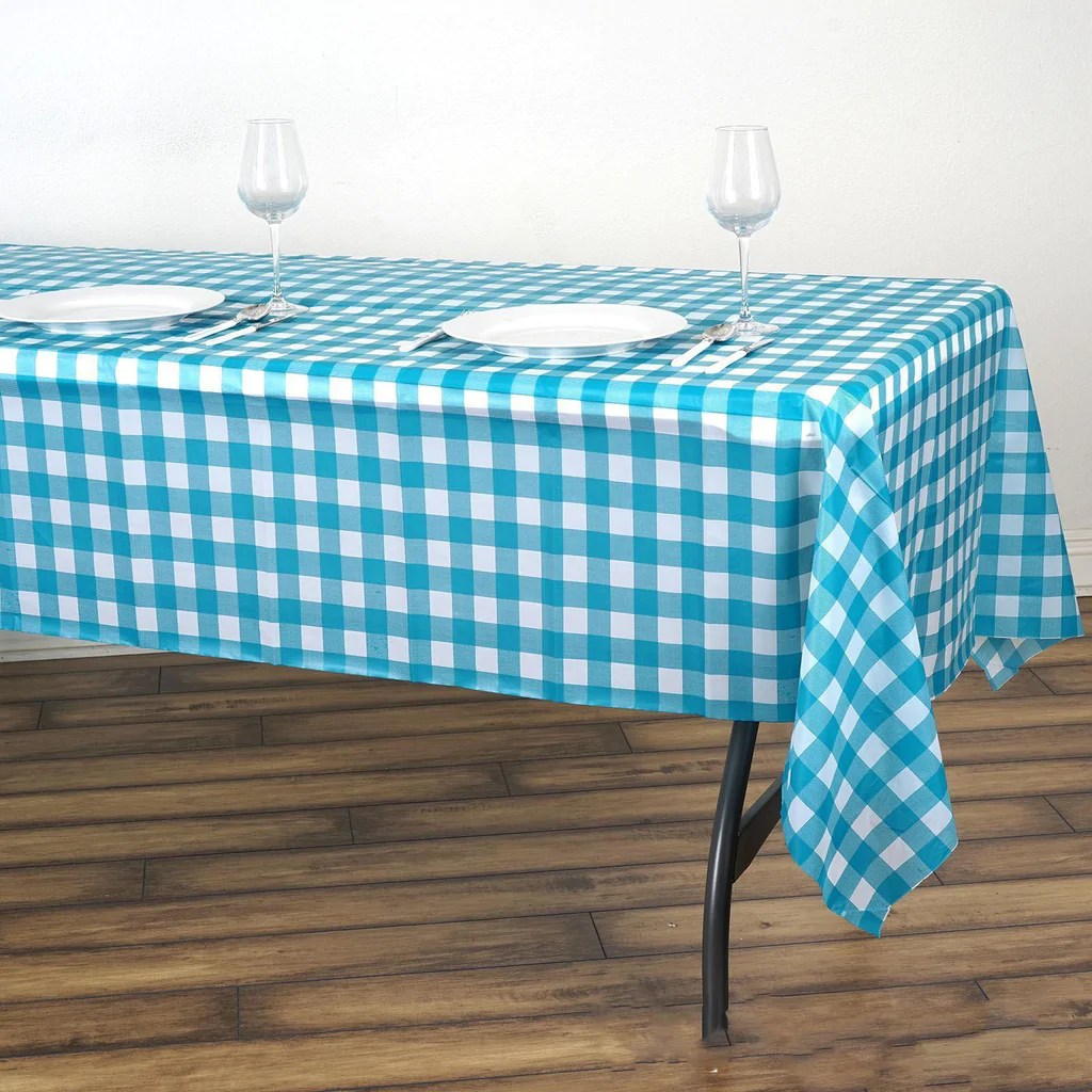 tablecloths and chair covers for sale in johannesburg posture kneeling amazon 54 quotx72 quot white turquoise wholesale disposable waterproof