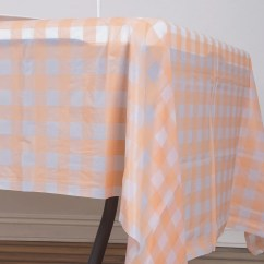 Tablecloths And Chair Covers For Sale In Johannesburg Heavy Duty Folding With Side Table 54 Quotx108 Quot Blush Wholesale Disposable Waterproof Checkered