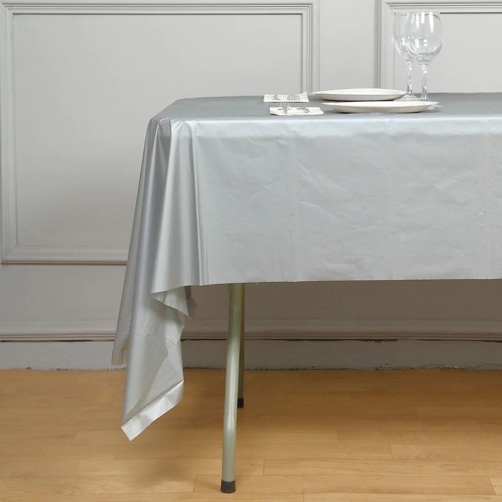 disposable plastic chair covers for parties rocking babies r us australia 10mil thick vinyl picnic banquet