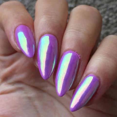 aurora nail laser powder