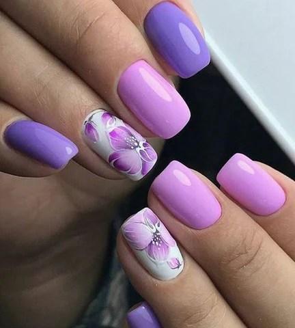beautiful nail art design 2018
