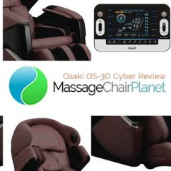 Osaki Os 3d Pro Cyber Massage Chair High Gloss White Dining Chairs Review Massagechairplanet Com Official Titan Channel 541 Subscribers Subscribe