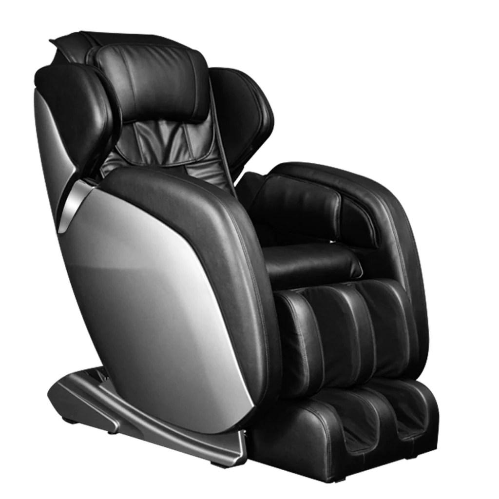 positive posture massage chair steel table kahuna spirit space saving zero gravity