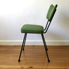 Kitchen Desk Chair Aid Pro 500 Single Atomic Era Sold Hoy Mid Century