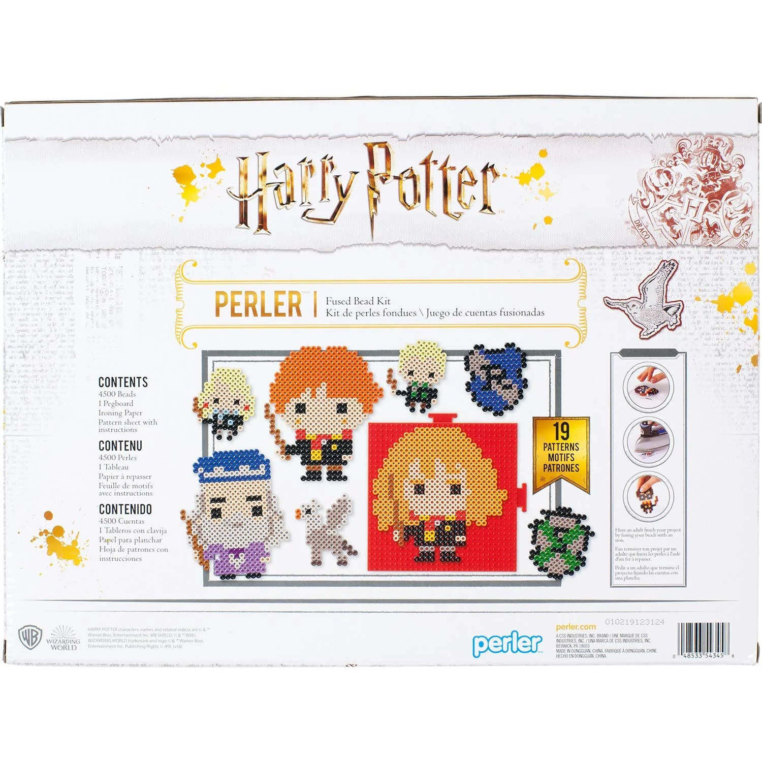 hight resolution of harry potter deluxe activity kit