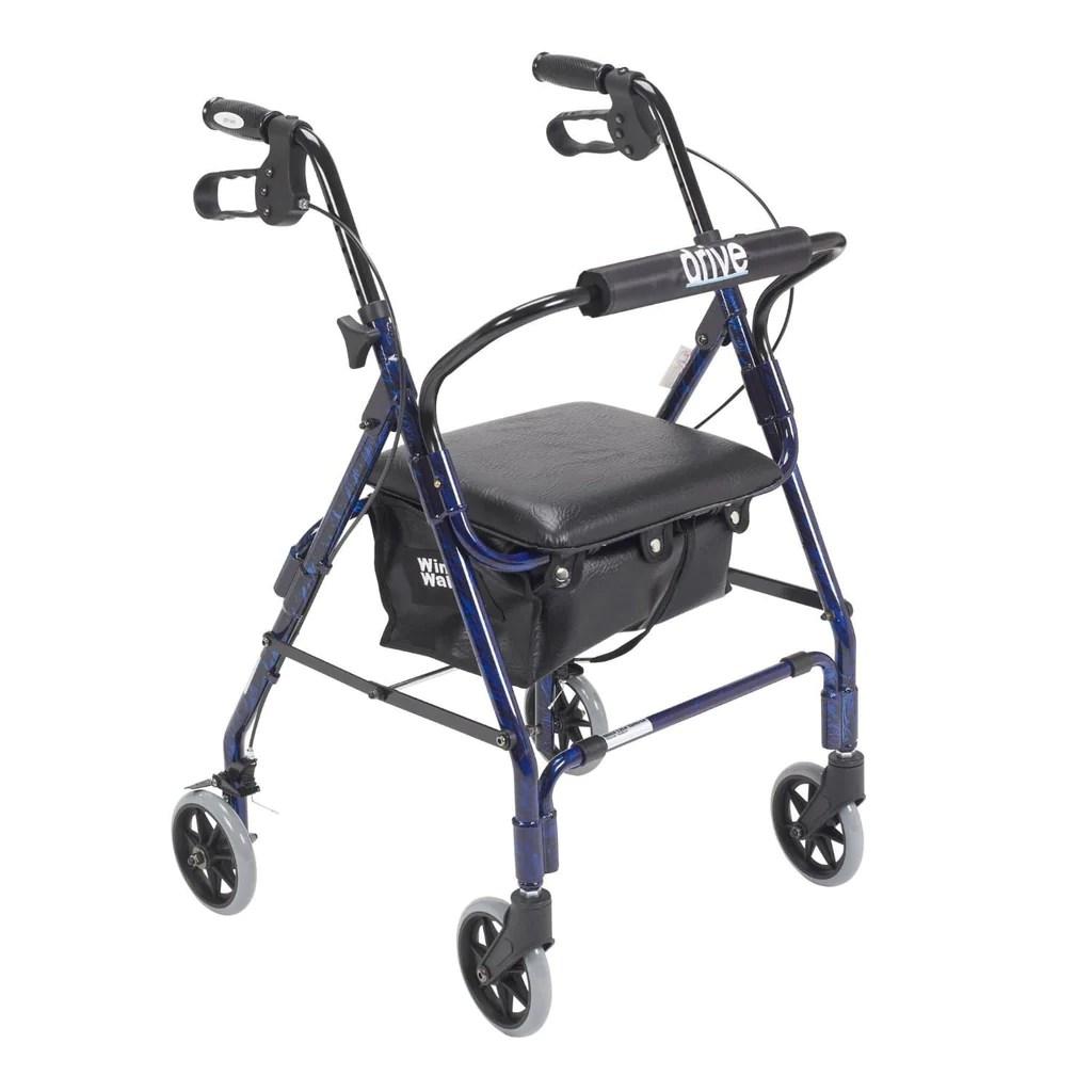 transport walker chair surefit covers duet wheelchair rollator lpt medical