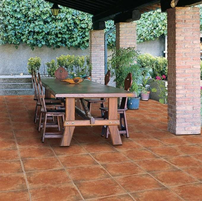 terracotta effect floor tiles