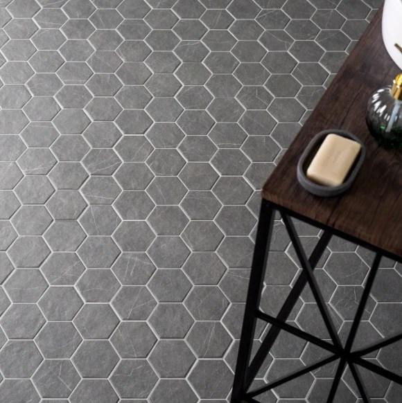 hexagon bathroom tiles applebys tiles