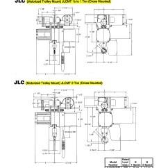 Coffing Hoist Wiring Diagram Seven Wire Trailer Plug Diagrams 1 Ton Winch Motor