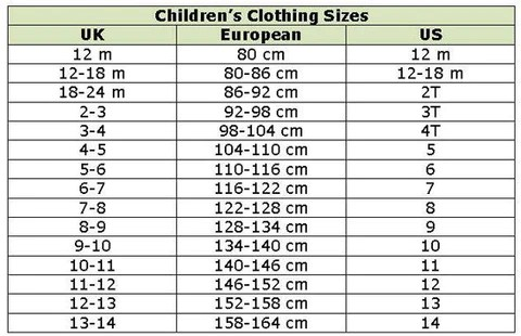 Size chart children   shoes also rh jaydenb