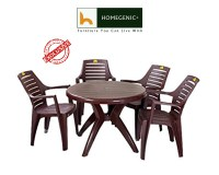 Folding Round Dining Table And Chairs - Buethe.org
