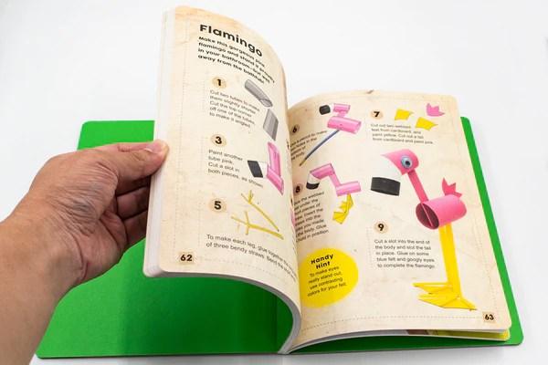 DIY手工書-51款紙筒作品 51 things to make with Cardboard Tubes – Cardboardsmart