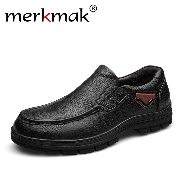 New Mens Slip On Shoes