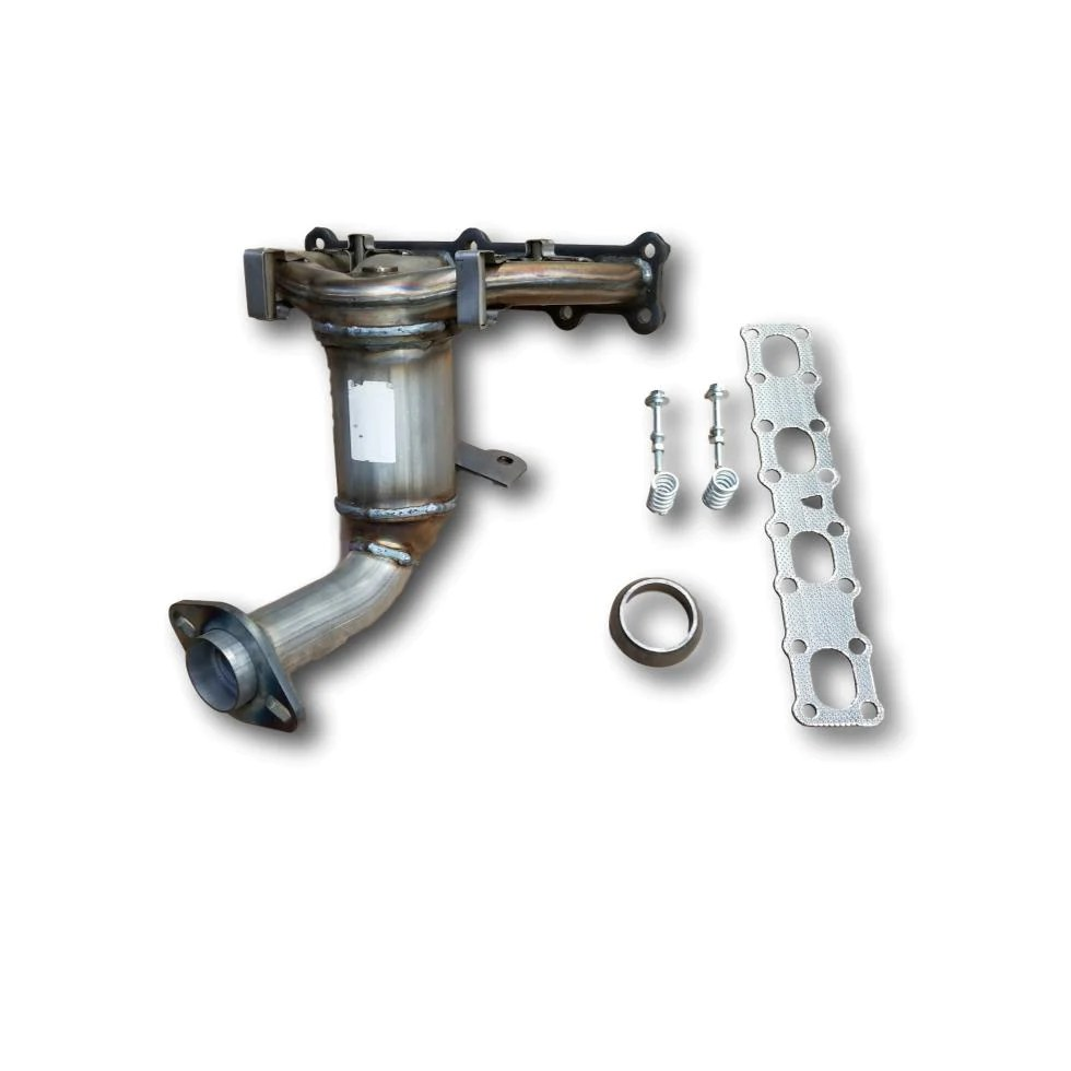 hight resolution of jeep patriot 4wd manifold catalytic converter 2 4l 4cyl 2007 2017