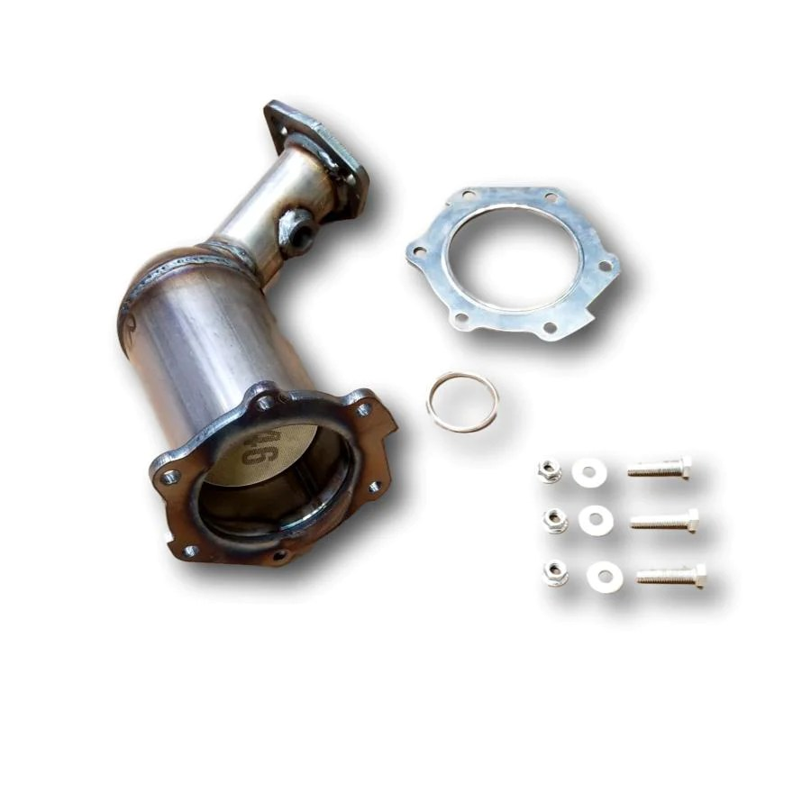 hight resolution of nissan maxima bank 2 catalytic converter 2004 2006