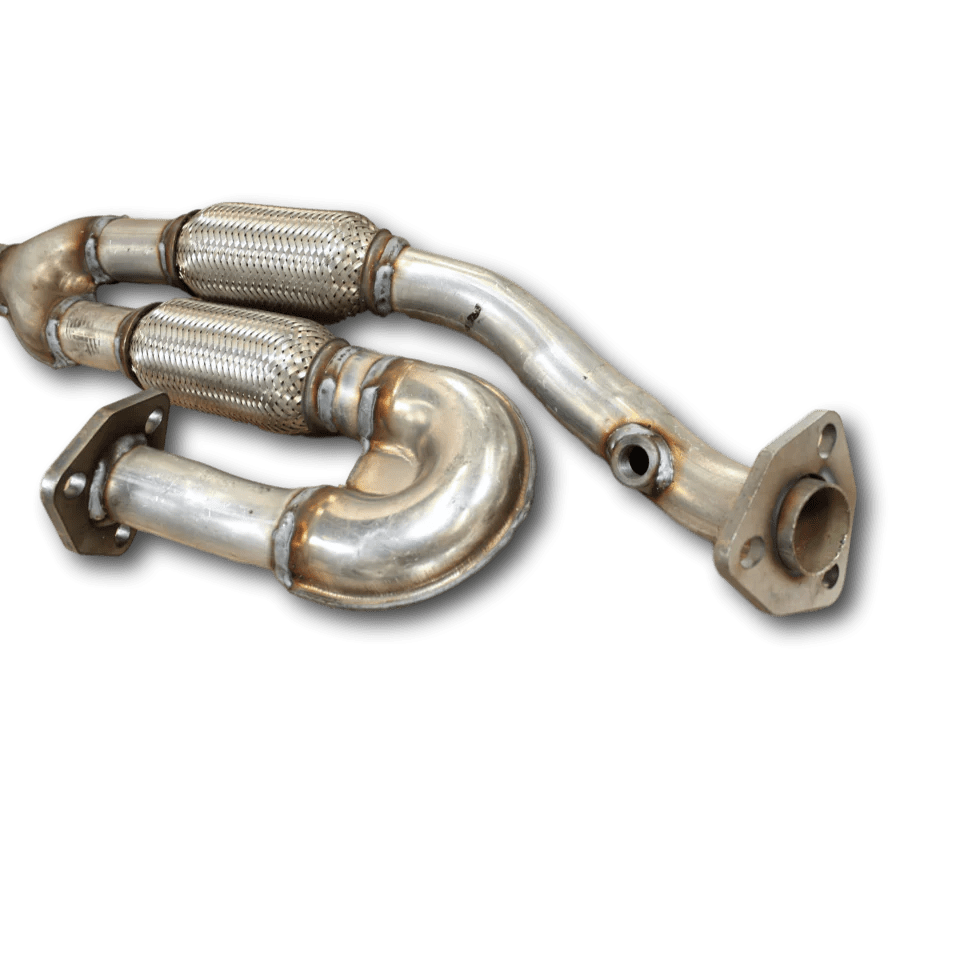 medium resolution of nissan maxima 2004 2006 flex and catalytic converter 3 5l v6