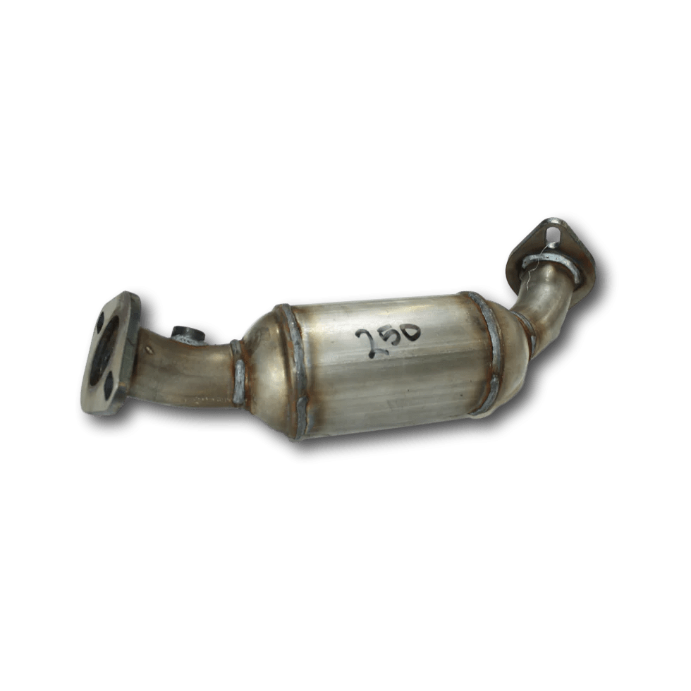 hight resolution of back view of 2004 2007 cadillac cts v6 left bank 2 catalytic converter