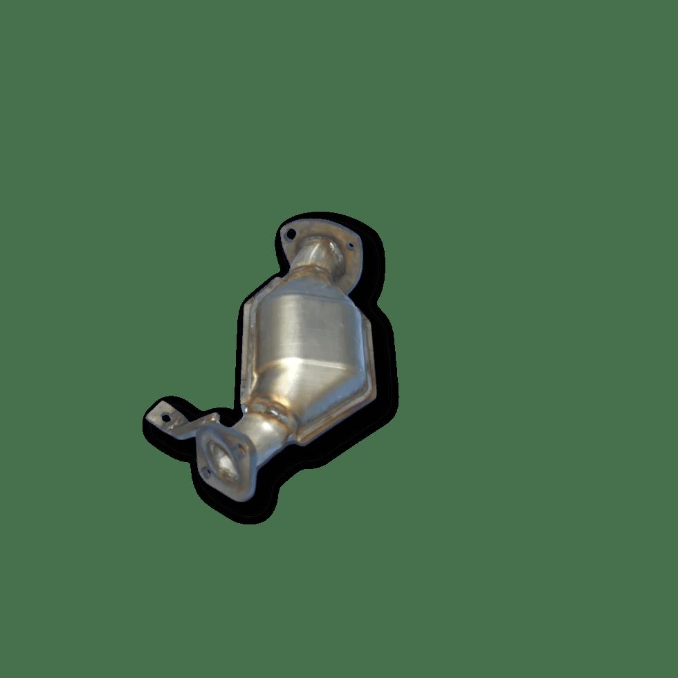 hight resolution of chevrolet traverse 2009 2015 bank 2 catalytic converter 3 6l v6
