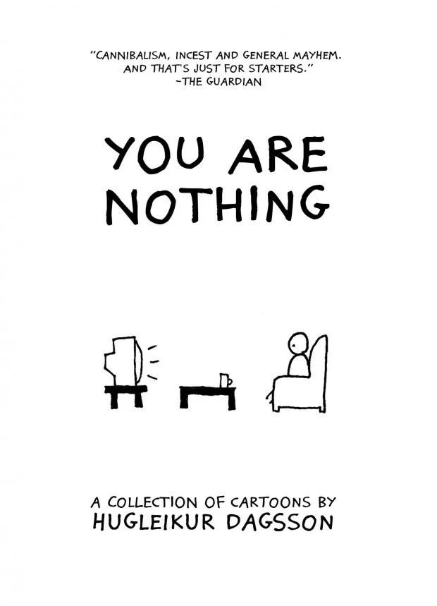 you are nothing book